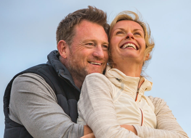 We can repair your denture and have you back to smiling!